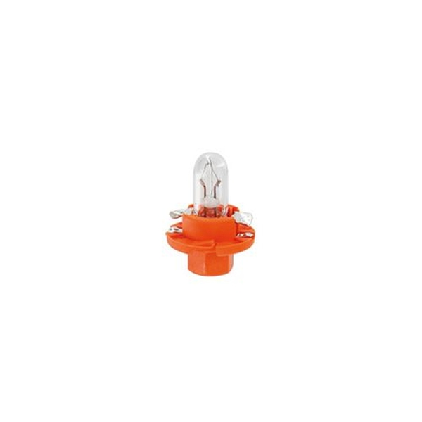 BAX pirn 12V OSRAM 1,1W BX8,4d Orange
