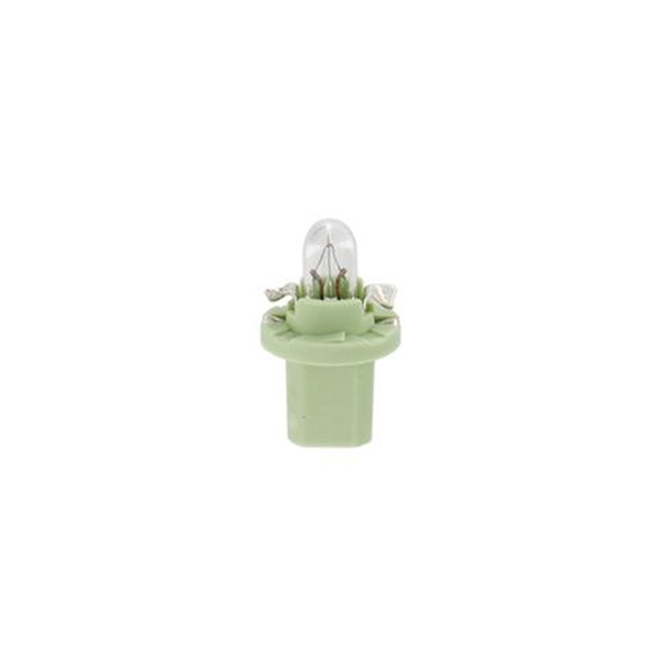 BAX pirn 12V OSRAM 2W BX8,5d Light Green