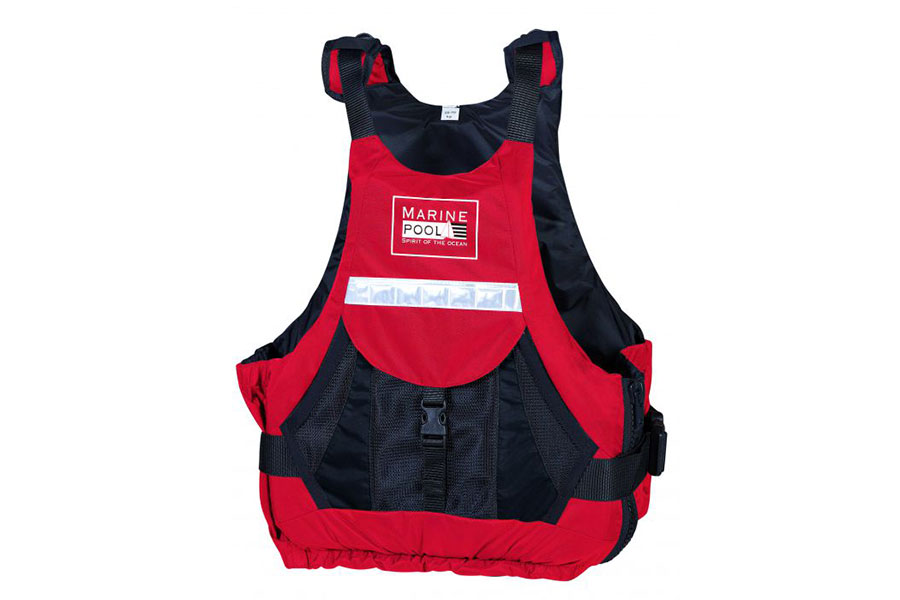 Päästevest/Sportvest ISO Expedition 50N PVC 30-50kg